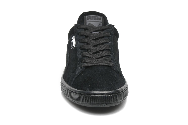 Baskets Puma Suede classic eco W Noir vue portées chaussures