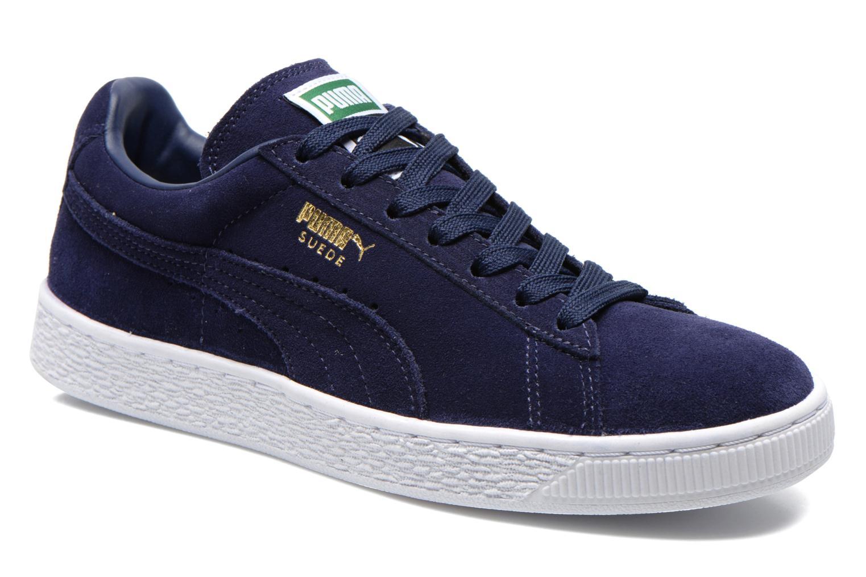 Zapatos promocionales Puma Suede classic eco W (Azul) - Deportivas   Gran descuento