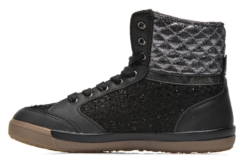 Sneakers Le temps des cerises Heritage E Zwart voorkant