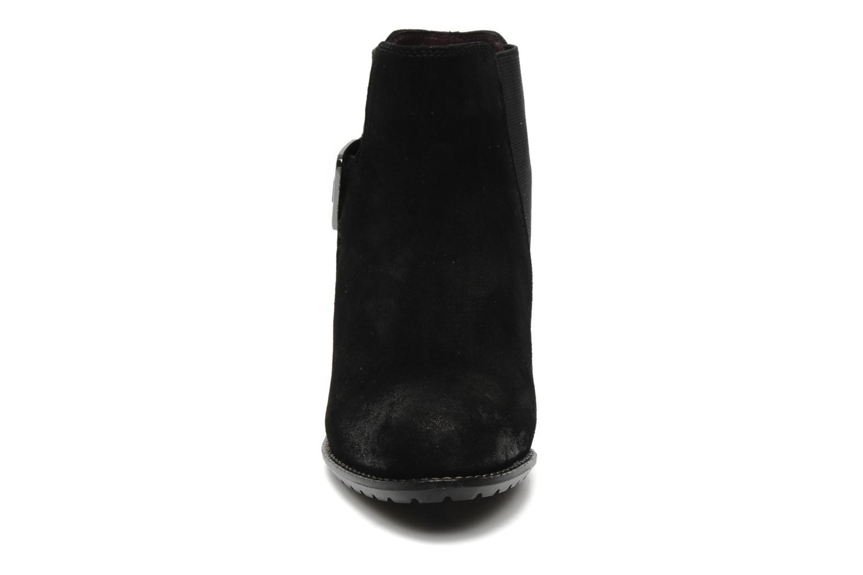 Stivaletti e tronchetti MARC Jolanda 05 Nero modello indossato