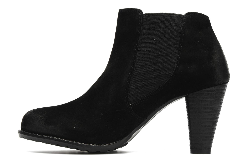 Boots en enkellaarsjes MARC Jolanda 05 Zwart voorkant
