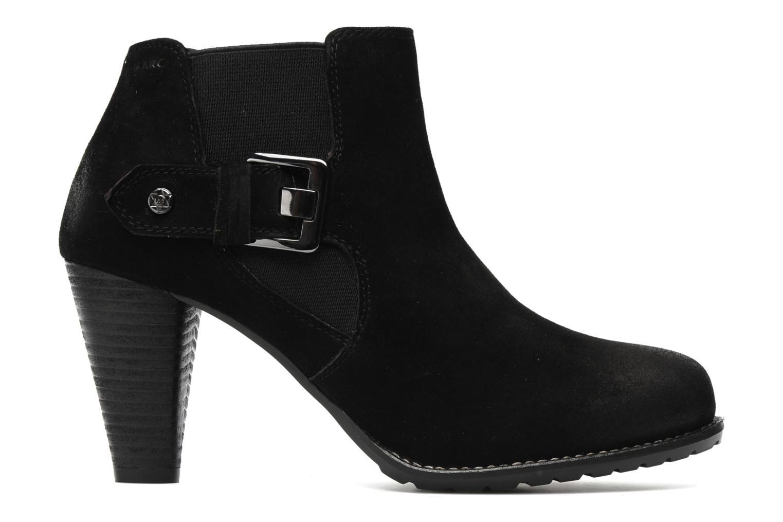 Boots en enkellaarsjes MARC Jolanda 05 Zwart achterkant