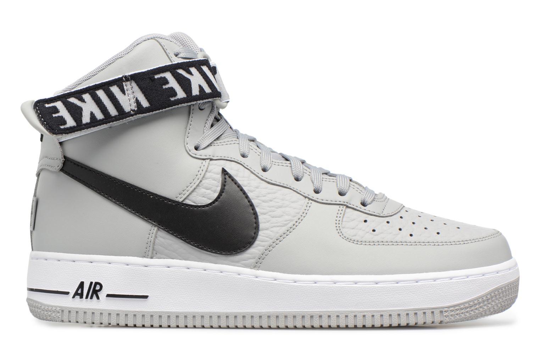 Baskets Nike Air Force 1 High'07 Gris vue derrière