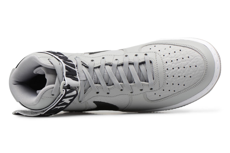 Baskets Nike Air Force 1 High'07 Gris vue gauche