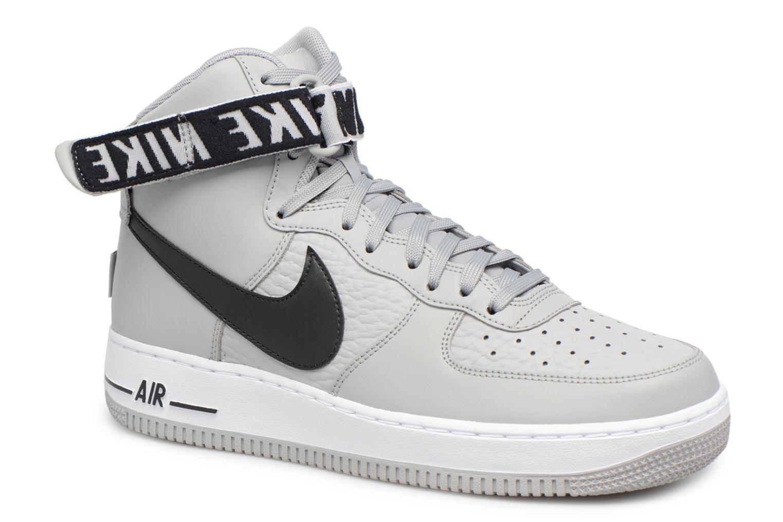Air Force 1 High'07 Flt Silver/Black-White