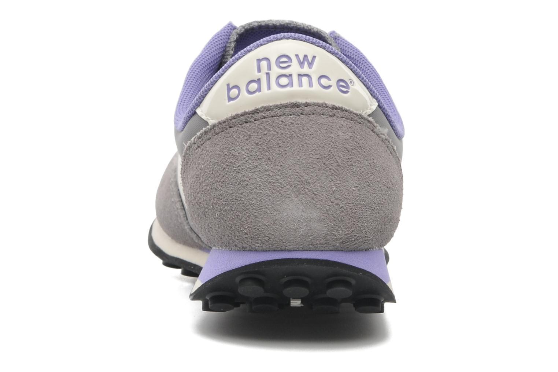 Sneaker New Balance UL410 grau ansicht von rechts