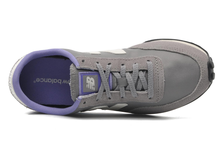 Sneaker New Balance UL410 grau ansicht von links