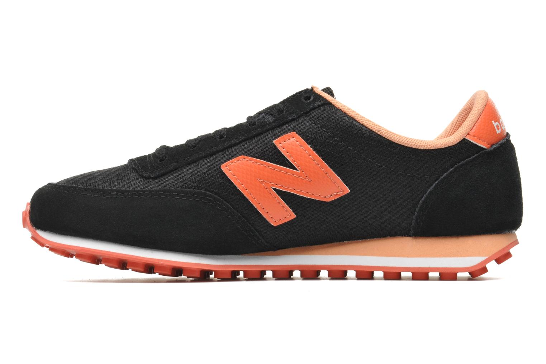 Sneakers New Balance UL410 Zwart voorkant