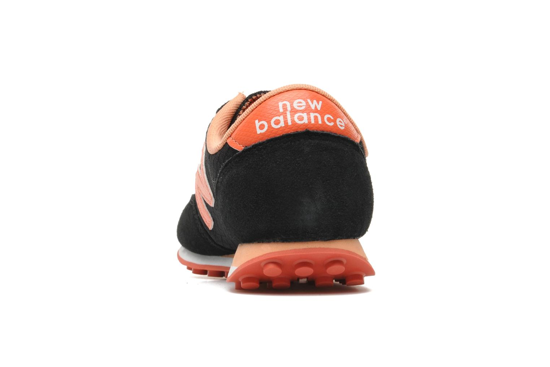 Sneaker New Balance UL410 schwarz ansicht von rechts