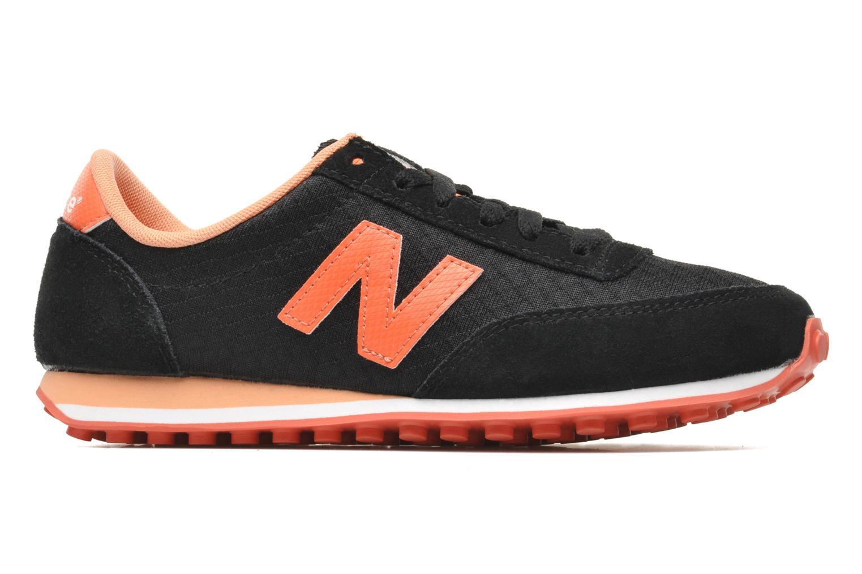 Sneaker New Balance UL410 schwarz ansicht von hinten