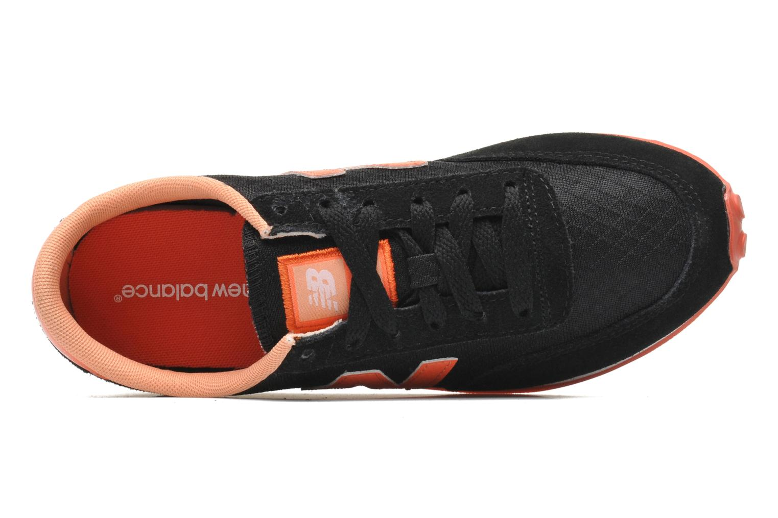 Trainers New Balance UL410 Black view from the left