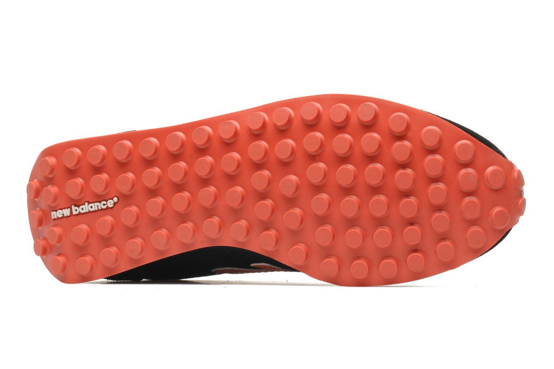 Sneaker New Balance UL410 schwarz ansicht von oben