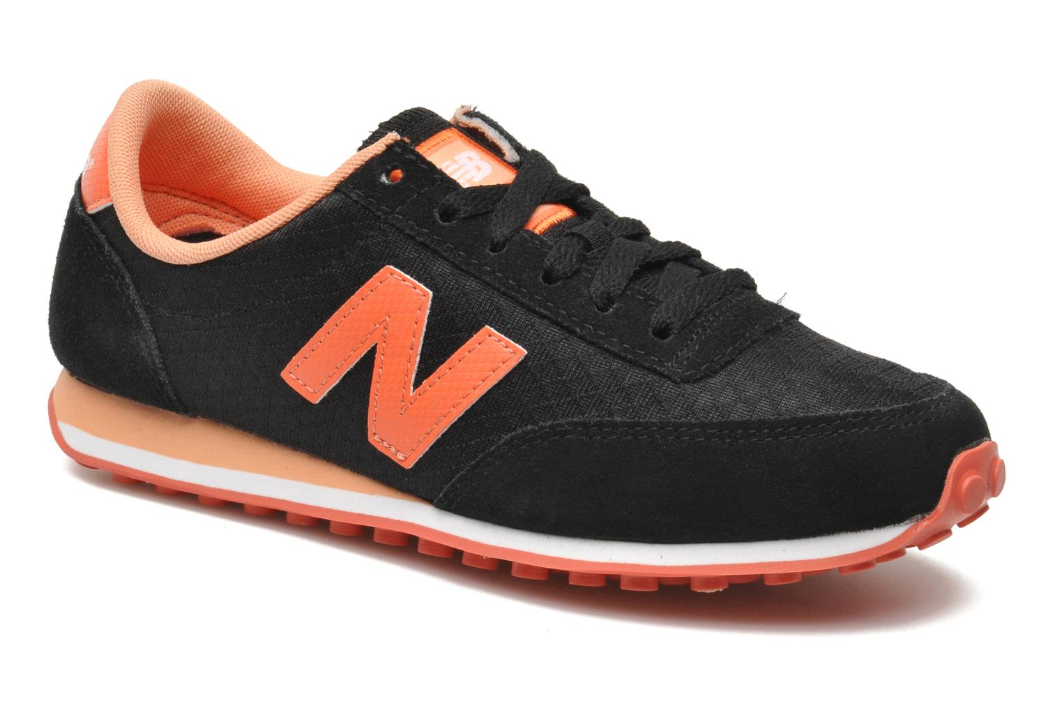 Trainers New Balance UL410 Black detailed view/ Pair view