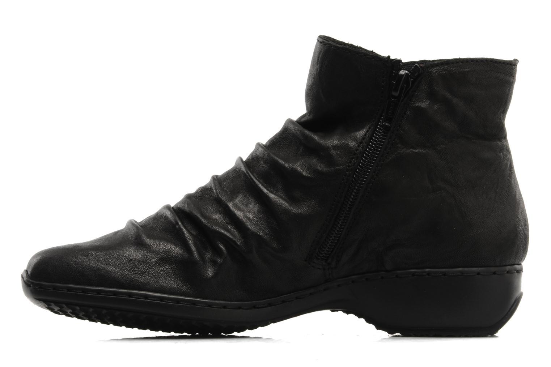 Bottines et boots Rieker Rinho Z3883 Noir vue face