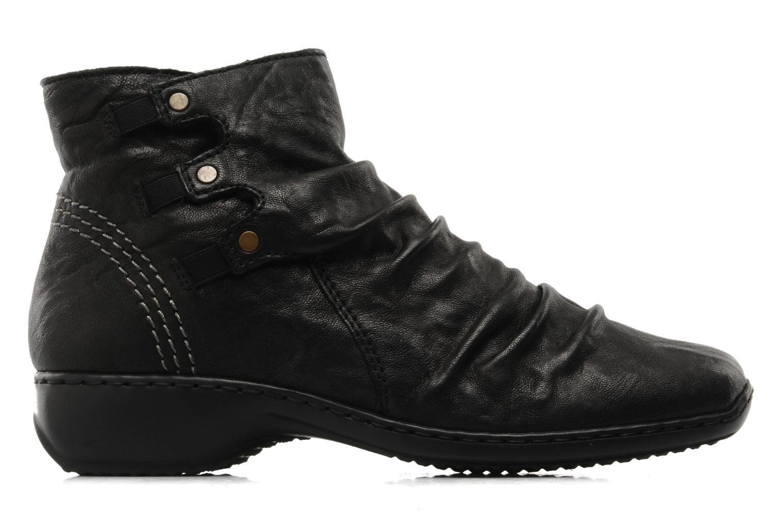 Bottines et boots Rieker Rinho Z3883 Noir vue derrière