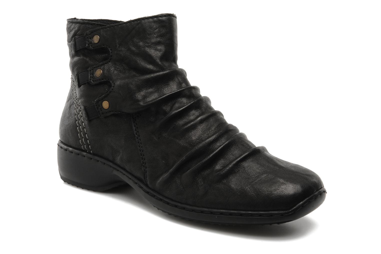 Marques Chaussure femme Rieker femme Rinho Z3883 Schwarz