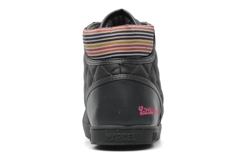 Sneaker Little Marcel Bastreet grau ansicht von rechts