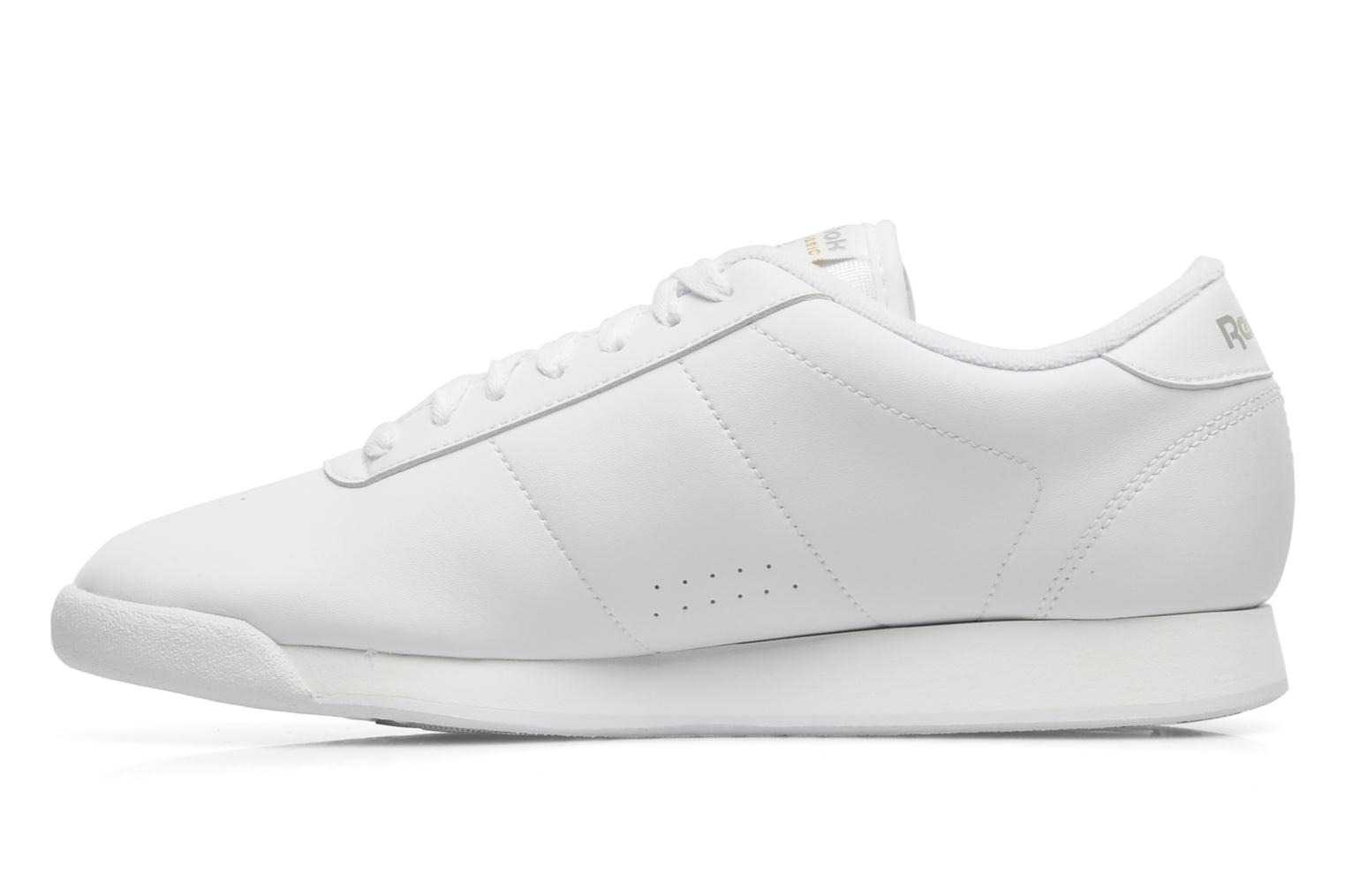 Trainers Reebok Princess White front view