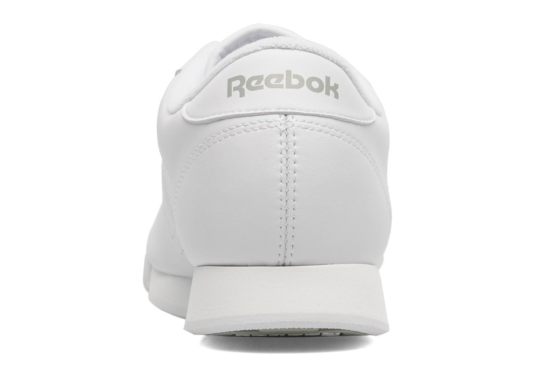 Sneaker Reebok Princess weiß ansicht von rechts