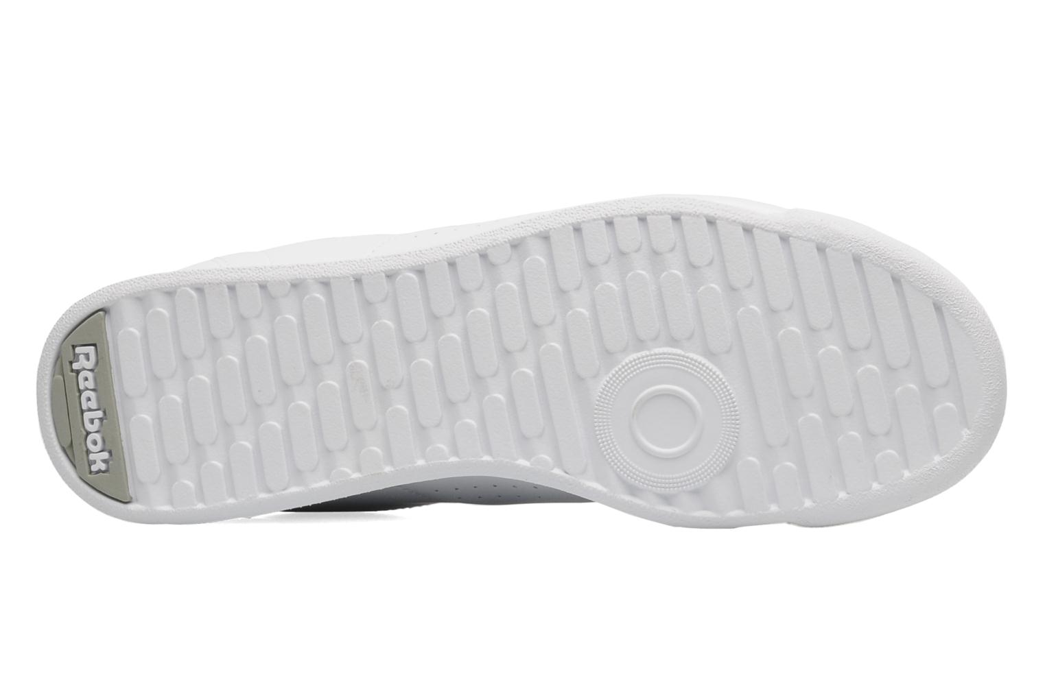 Trainers Reebok Princess White view from above