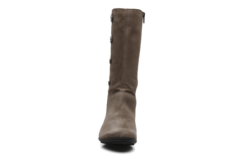 Bottines et boots Mephisto Filina Gris vue portées chaussures