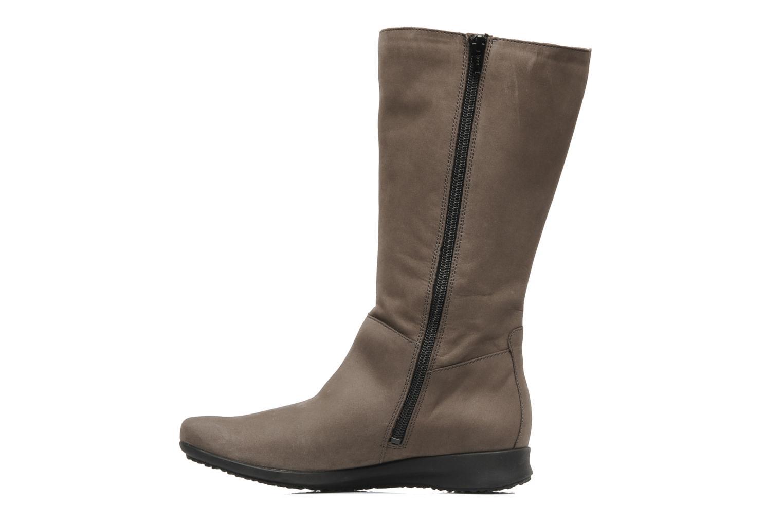 Bottines et boots Mephisto Filina Gris vue face