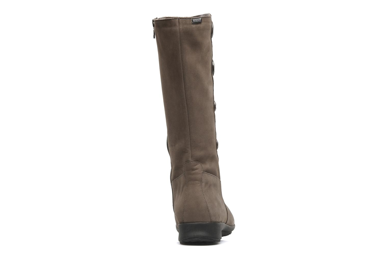 Bottines et boots Mephisto Filina Gris vue droite