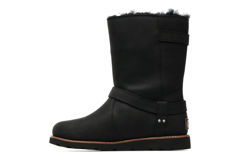 Stiefeletten & Boots UGG Noira schwarz ansicht von vorne