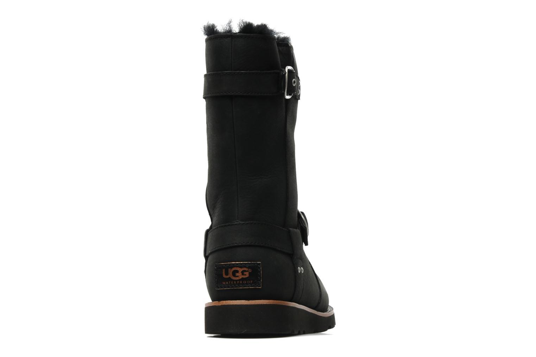 Bottines et boots UGG Noira Noir vue droite
