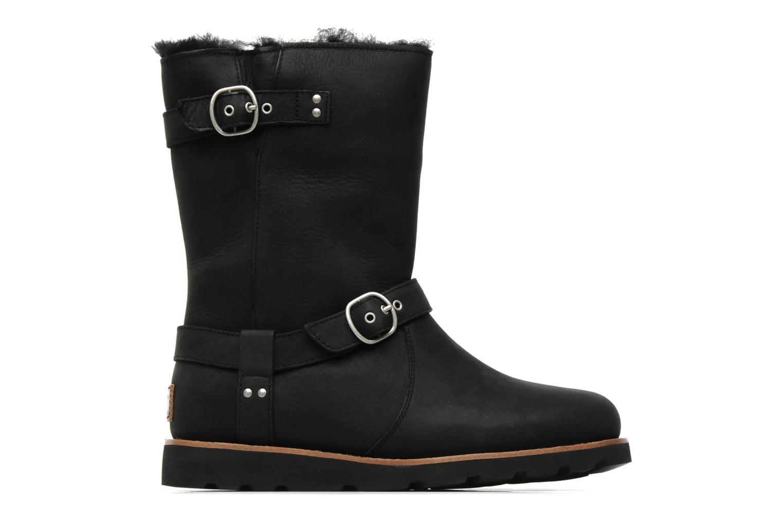 Bottines et boots UGG Noira Noir vue derrière