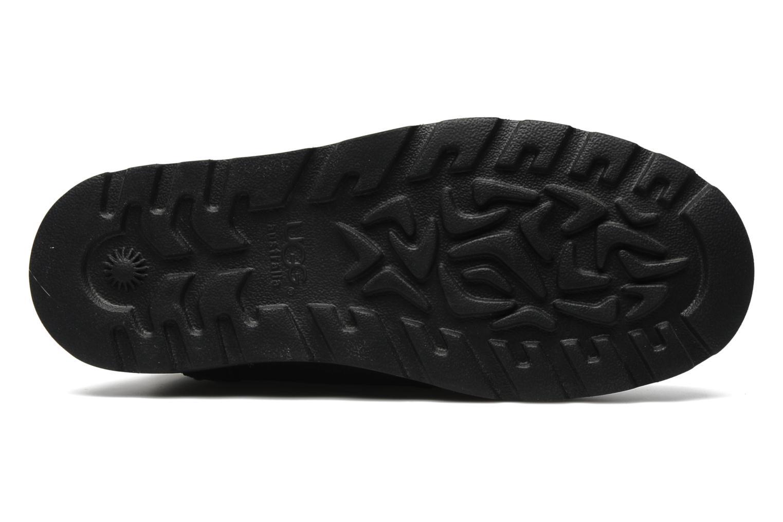 Bottines et boots UGG Noira Noir vue haut