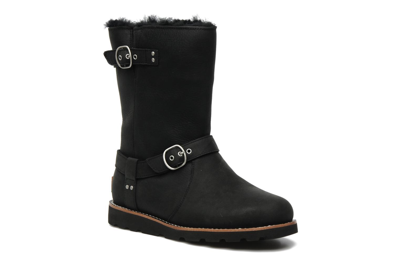 Bottines et boots UGG Noira Noir vue détail/paire