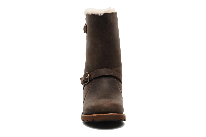 Stiefeletten & Boots UGG Noira braun schuhe getragen