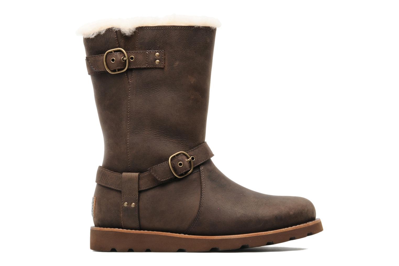 Boots en enkellaarsjes UGG Noira Bruin achterkant