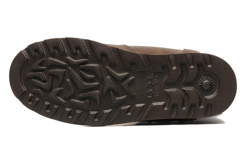 Stiefeletten & Boots UGG Noira braun ansicht von oben