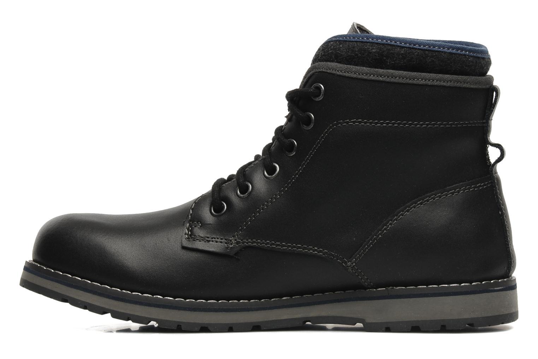 Bottines et boots Skechers Orbay 63540 Noir vue face