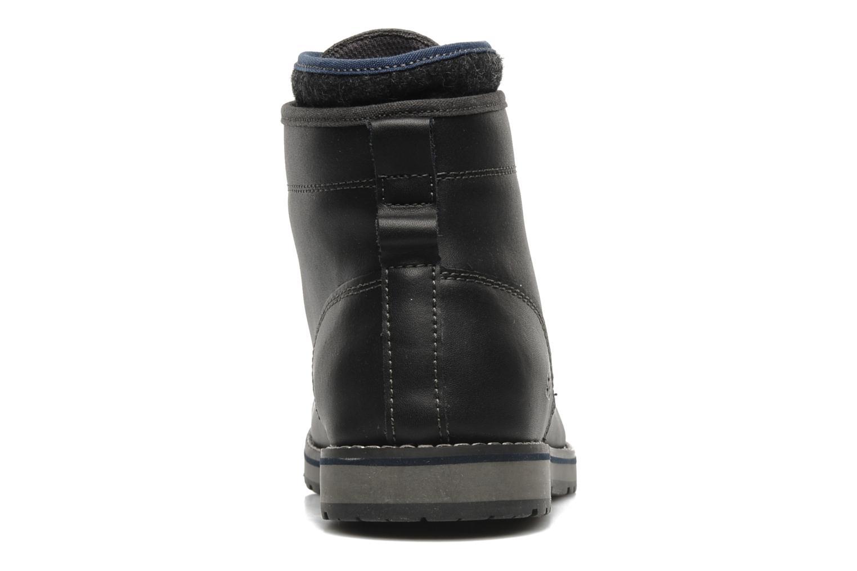 Bottines et boots Skechers Orbay 63540 Noir vue droite