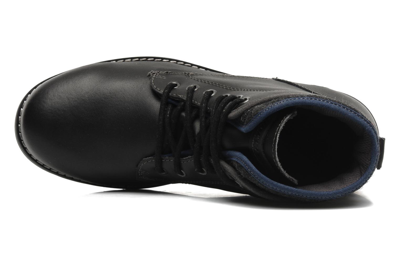 Stiefeletten & Boots Skechers Orbay 63540 schwarz ansicht von links