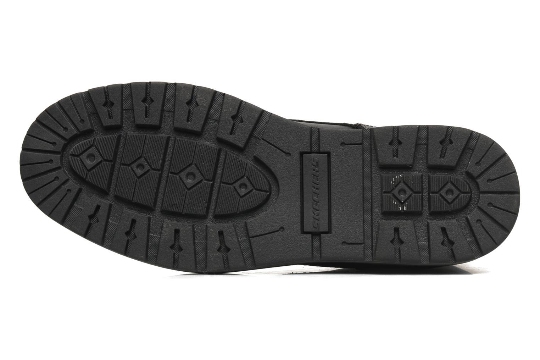 Bottines et boots Skechers Orbay 63540 Noir vue haut