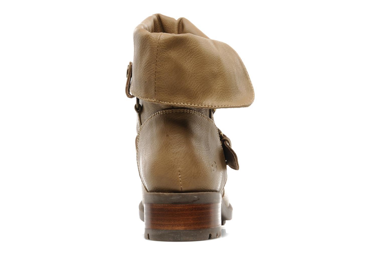 Boots en enkellaarsjes Skechers Ranger 47516 Beige rechts