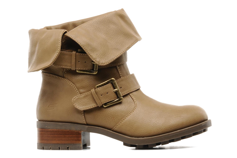 Boots en enkellaarsjes Skechers Ranger 47516 Beige achterkant