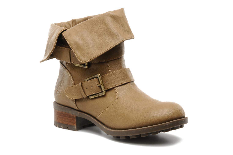 Boots en enkellaarsjes Skechers Ranger 47516 Beige detail