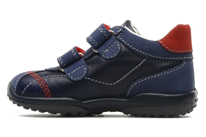 Sneaker Primigi Gasp blau ansicht von vorne