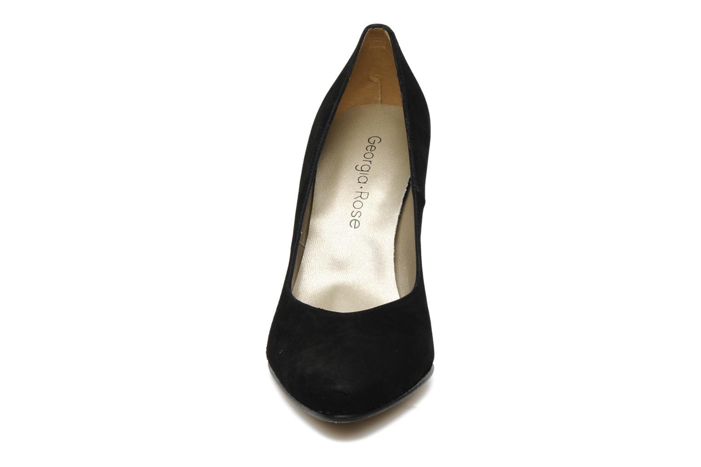 Escarpins Georgia Rose Valentina CFT Noir vue portées chaussures