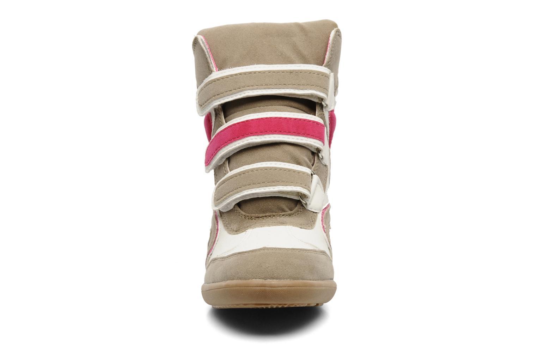 Baskets I Love Shoes Phildo Multicolore vue portées chaussures