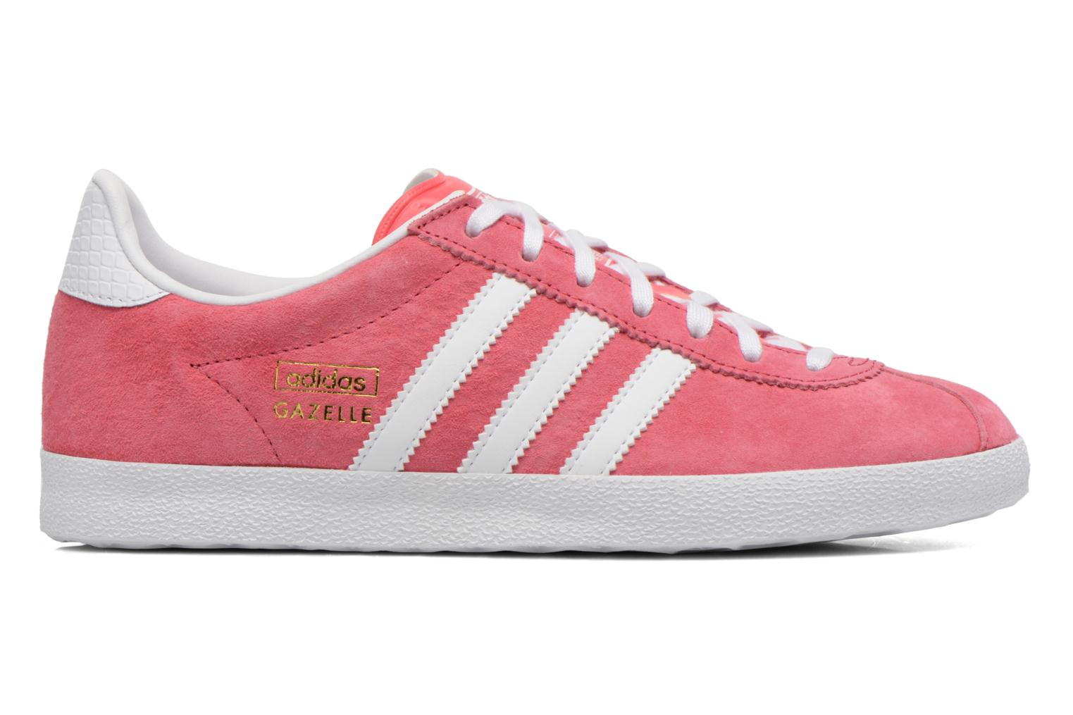 Baskets Adidas Originals Gazelle og w Rose vue derrière