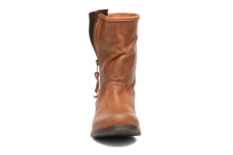 Bottines et boots Pavement Sprinter Marron vue portées chaussures