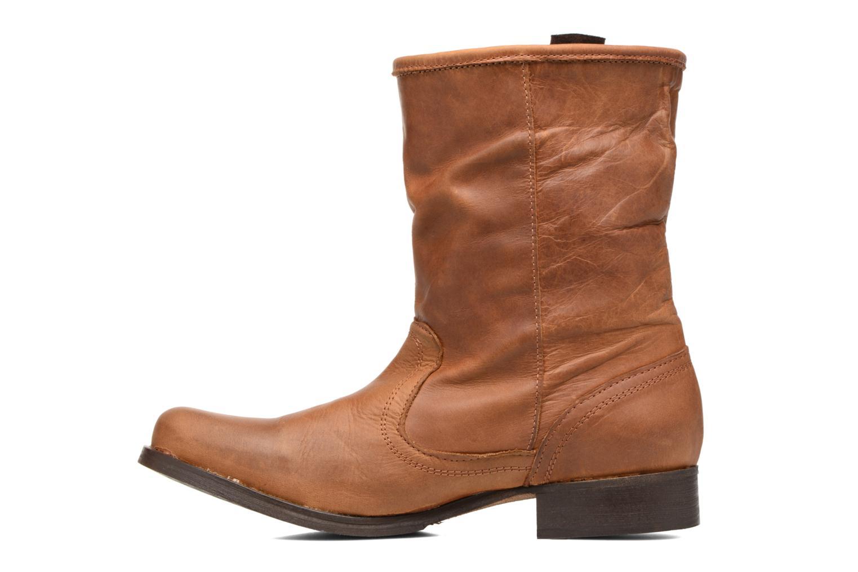 Bottines et boots Pavement Sprinter Marron vue face