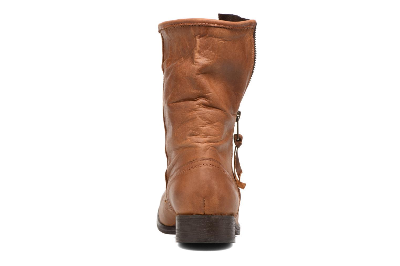 Bottines et boots Pavement Sprinter Marron vue droite