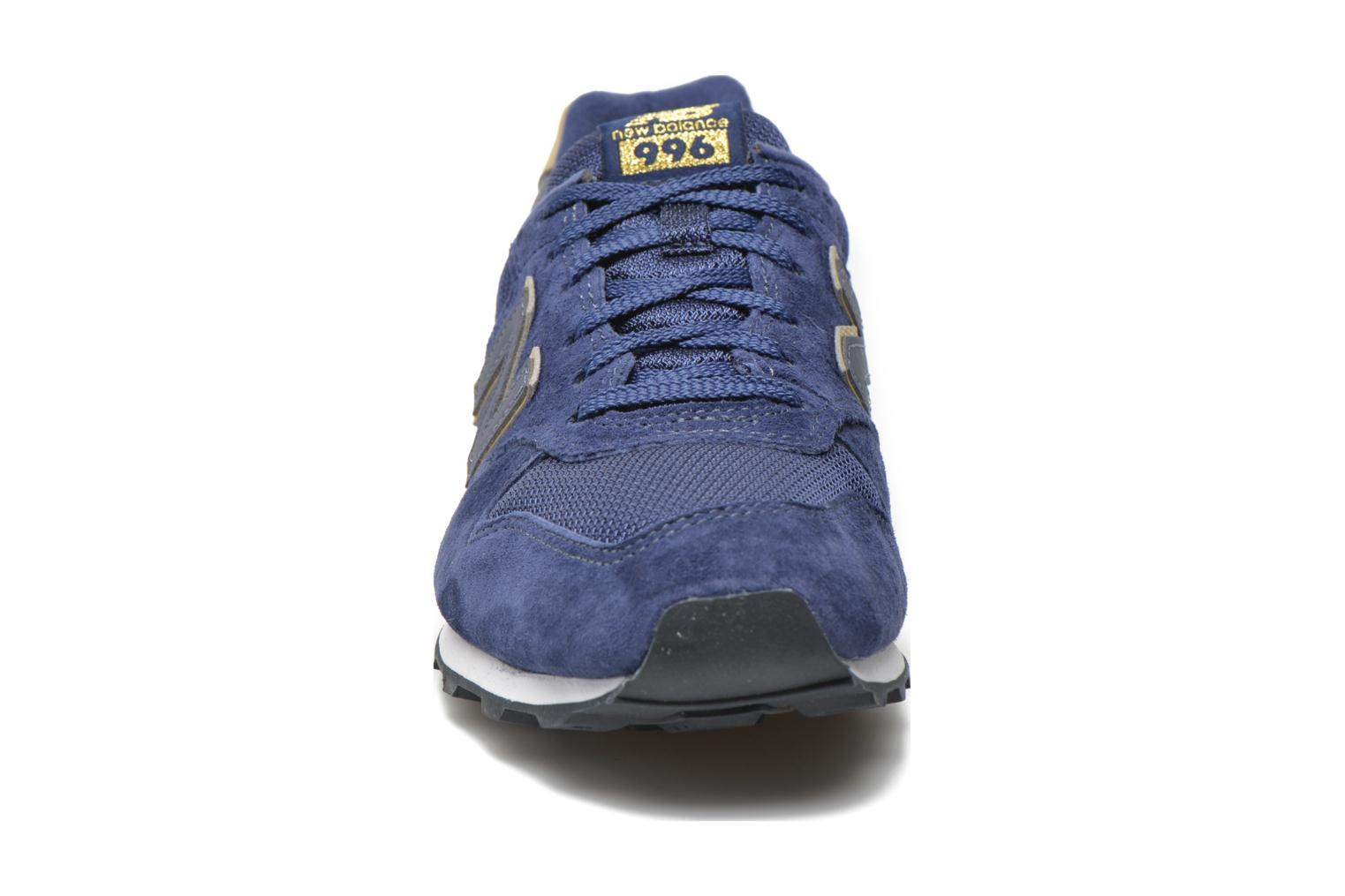 Trainers New Balance WR996 Blue model view